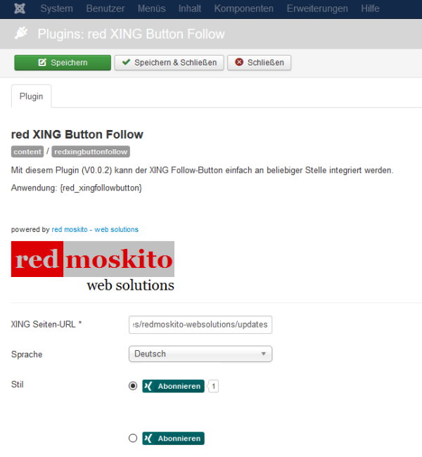 redxing follow backend